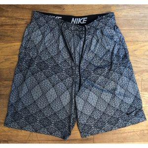 Nike athletic basketball shorts